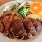 Restaurant  Vert-Pre - 日替わりランチ850円アップ