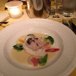 ゼフィール - お魚料理