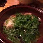 枝魯枝魯ひとしな - 鰻のはりはり鍋