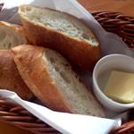 Lyon de Lyon - 温かいパン