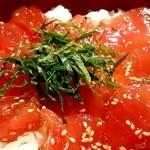 沖縄料理 舞天 - マグロやね