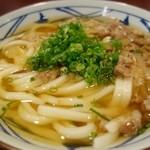 MarukameUDON - 肉うどん