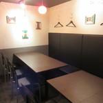 Spain bar Sebasuke - 2F 10名様 完全個室です!