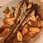 ラ・スコリエーラ - ホウボウのオーブン焼