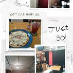 はるのん Cafe - 北欧系のまったりカフェ♪大好きです。ピザもペロッと食べちゃいました。優しい店員さんと話が出来て嬉しかったです。