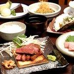 ステーキダイニング雄己 - 料理写真:前菜からデザートまでシェフのこだわりの詰まったコース料理