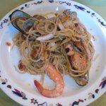 4580426 - 海の幸がごろごろと沢山入ったスパゲティ