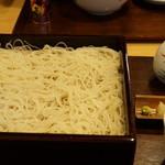 康正庵 - しらゆき(1080円)
