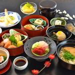 日本料理 つる家  - いろどり