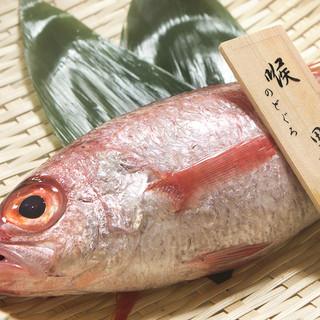 """八吉の代名詞超絶美味""""のどぐろ"""""""