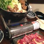 45809870 - 桜鍋