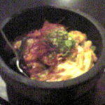 さのちり亭 - 3種類唐辛子のスタミナ豚炒め