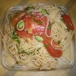 4581644 - 生トマトの冷製パスタ