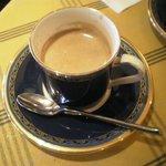 ビストロ ラ バルブ - コーヒー