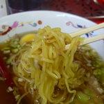味仙 - ☆麺はちゅるちゅるっとして好みです(^o^)丿☆