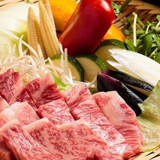 こだわりの料理を多彩なコースでご提供!