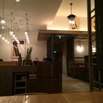 HIGASHIYA GINZA - 店内