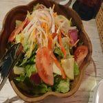 45813576 - 季節野菜のサラダ