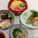 長沢ガーデン 旅館 - 料理写真: