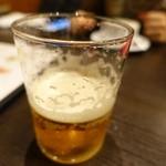 スペイン料理 アロス - 樽出し シードラ
