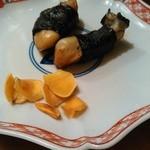 一休み - 牡蠣