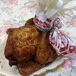 肉のひろさわ - クリスマス用、ひな丸。