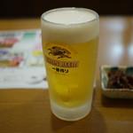 青源 - 生ビール~☆