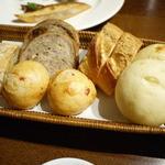 ブーランジェリーカフェ ラ・プロヴァンス - さすがパン屋さん!どれも美味しい!