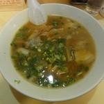 速水 - 料理写真:中華そば