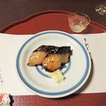 美濃吉 - 鰆の柚子味噌焼き