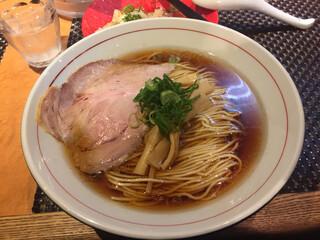 柴崎亭 - 醤油煮干