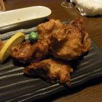 個室ダイニング 和ごころ - 若鶏のから揚げ ~大根おろしポン酢にて~