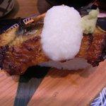 回転寿司 まる - 炙り大うなぎ