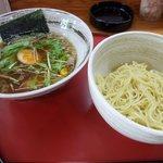魚介ラーメン武蔵 - 魚介つけメン 1