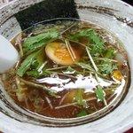 魚介ラーメン武蔵 - 魚介つけメン 3