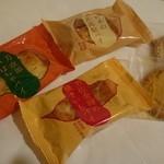 浜幸 - 料理写真:焼菓子いろいろ