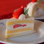 エコモ ベーカリー ヨコハマ モトマチ - 2015年 クリスマスのショートケーキ