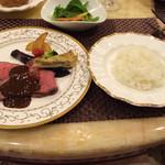 都 - メイン料理