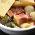 アルケミスト - 旬野菜とベーコンのポトフ