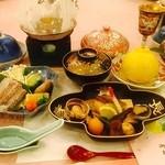 琵琶湖グランドホテル - 料理写真: