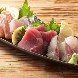 自慢の日本酒と相性抜群のお料理