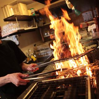 土佐伝統料理『わら焼き』