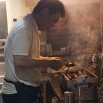 串焼き か楽 -