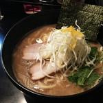 麺や 楓雅 - 豚骨魚介ラーメン