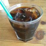 ダブルドアーズ - アイスコーヒー (ランチセット)