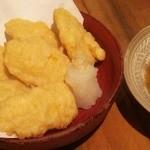 ふく鶴 - とうきびの天ぷら