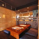 北海道レストラン 知床漁場 - テーブル4名様×6