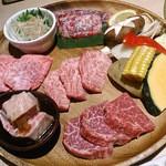 肉の割烹 田村 - 期間限定? 黒毛和牛のセット☆