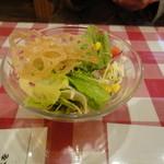 ぱすた屋るーちぇ - サラダ(ルーチェランチ)