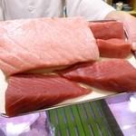 横綱寿司 - 本鮪 各部位